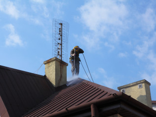 Roof Cleaning & Inspections