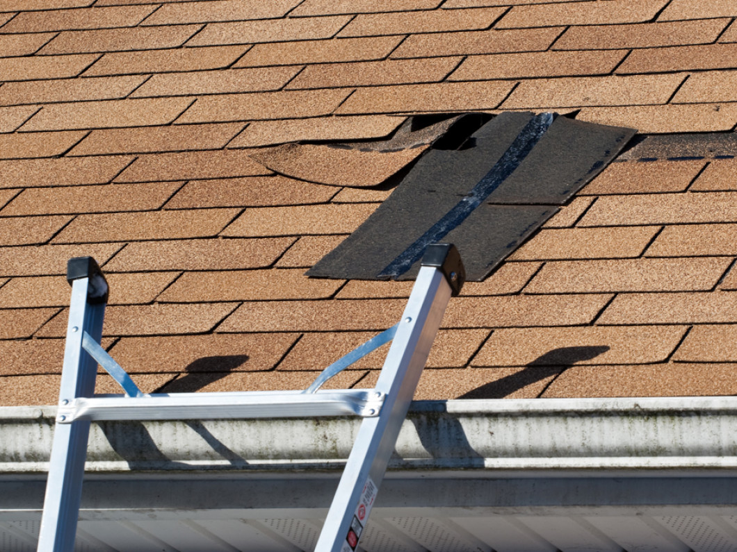 What's involved in a roof inspection?